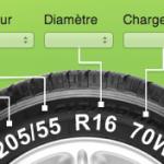 Comment lire les informations sur un pneu ?