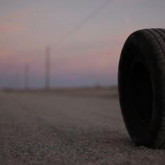 Rubber : un film d'horreur qui parle de pneu