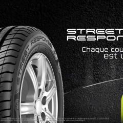 Le Dunlop StreetResponse 2 est déjà le préféré des équipementiers