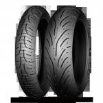 La sécurité avant tout avec le pneu moto Michelin PILOT ROAD 4