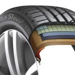 Hankook devient le fournisseur officiel de la nouvelle Mercedes Classe C