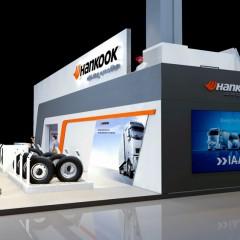 Au salon IAA des véhicules utilitaires Hankook dévoilera des premières mondiales