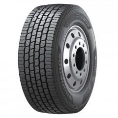 SmartControl AW02 : nouveau pneu hiver pour poids lourds