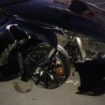[VIDEO] Il crève son pneu à 327 km/h en GT-R