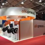 Gagnez votre entrée au Mondial de l'auto avec Allopneus !