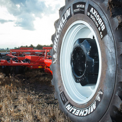 Michelin Ultraflex Technologies : La performance des pneus agricoles