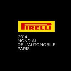 Pirelli : Manufacturier référent au Mondial de l'auto de Paris