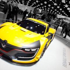 Michelin Pilot Sport S9L équipe la Renault Sport R.S.01