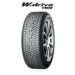 W.Drive V905 : Yokohama lance son nouveau pneu hiver