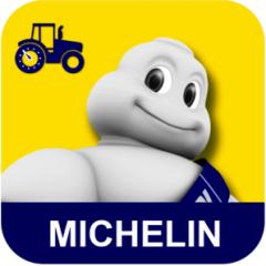 Michelin lance un application mobile permettant de calculer la pression des pneus de tracteurs