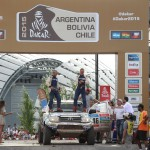 Cooper Tires accède au podium à Buenos Aires